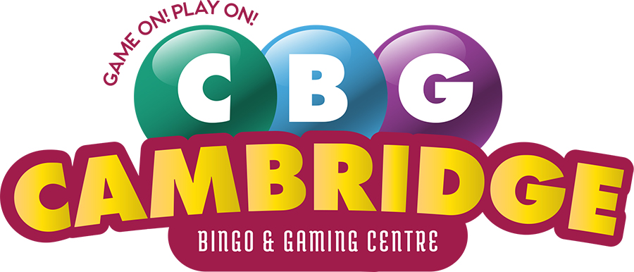 CBG Cambridge Bingo & Gaming Centre Logo