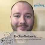 Chef Greg Skolimowski Bingemans