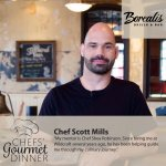 Chef Scott Mills Borealis Grille and Bar