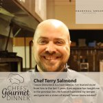 Chef Terry Salmond Charcoal Group