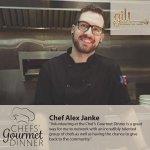Chef Alex Janke Gilt Restaurant