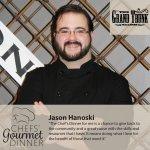 Chef Jason Hanoski The Grand Trunk Saloon