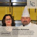 Chef Dean Michielson Liaison College Kitchener