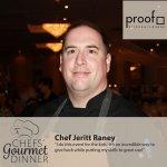 Chef Jeritt Raney Proof Kitchen Lounge