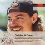 Chef Dan McCowan The Red House