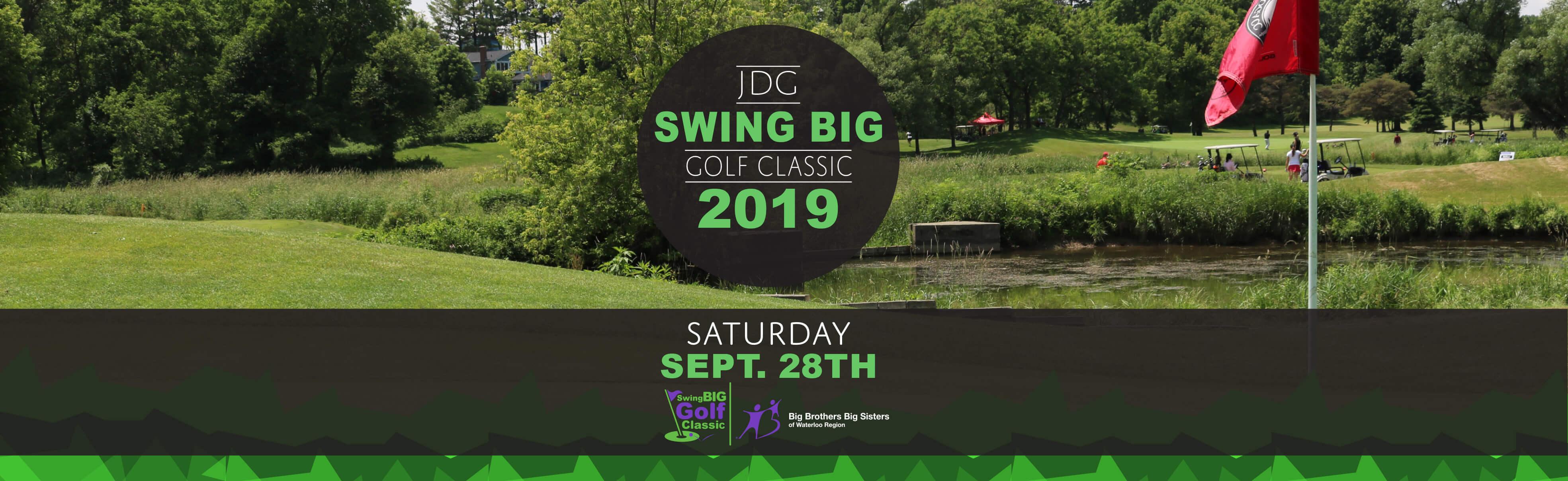 Swing Big 2019 Event Webpage Header