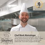 Chef Mark Meinzinger University Club University of Waterloo Catering