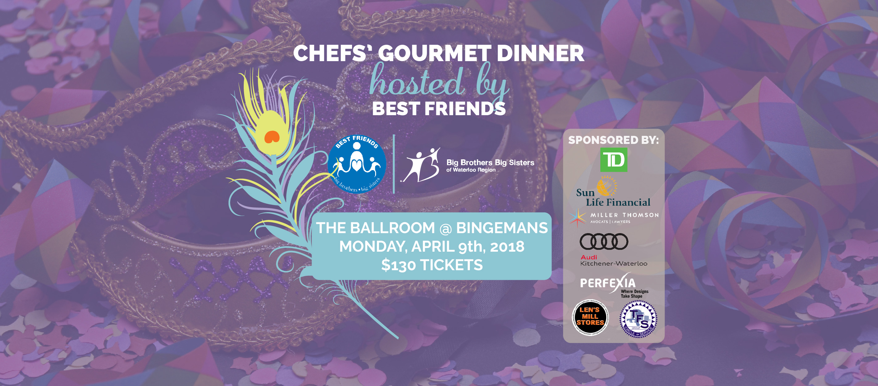 Home big brothers big sisters of canada - Chef gourmet 4000 ...