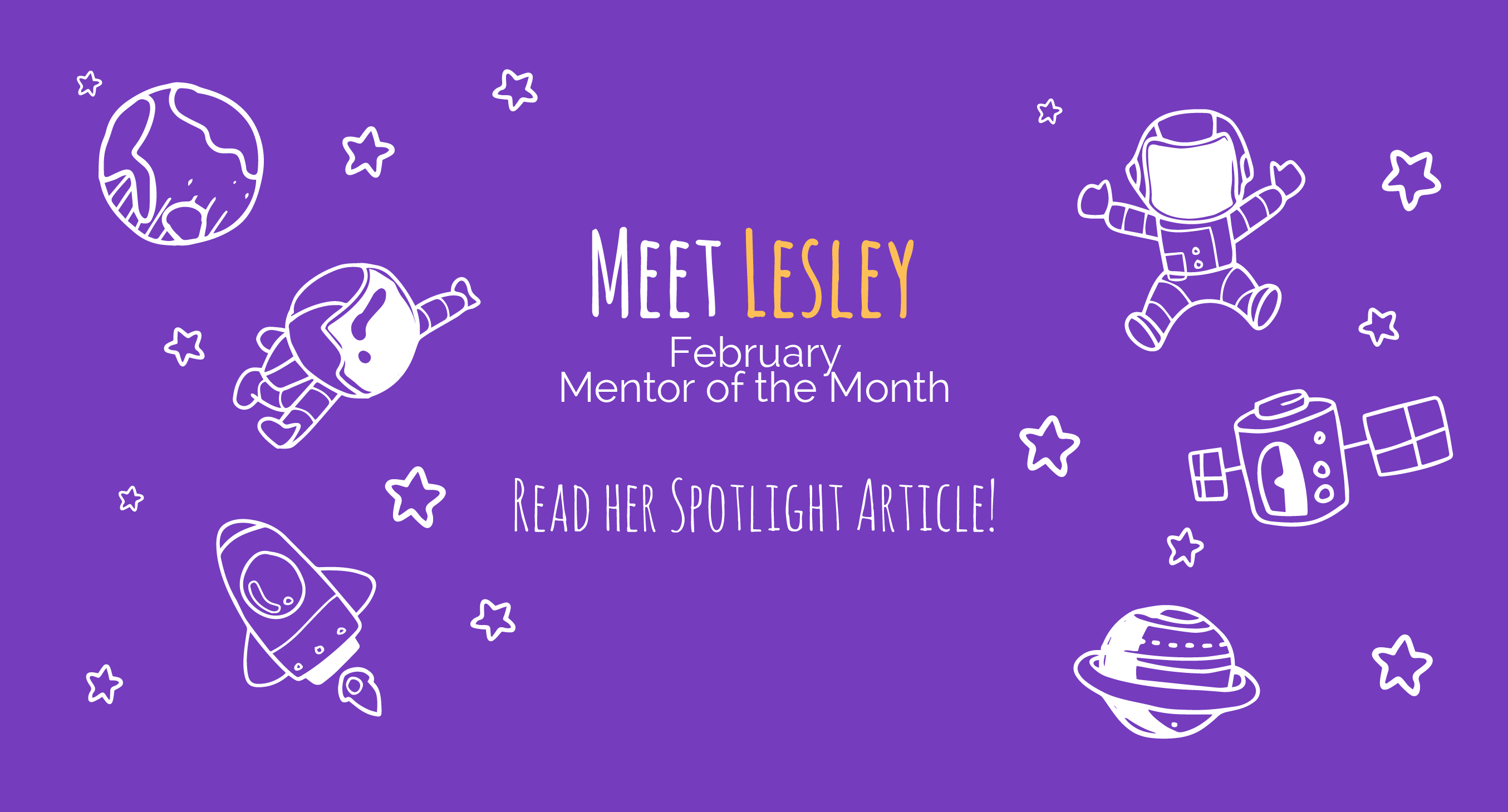 February Mentor of the Month
