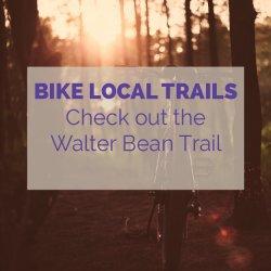 Walter Bean Bike Trail Activity Idea