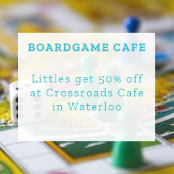 Boardgame Cafe