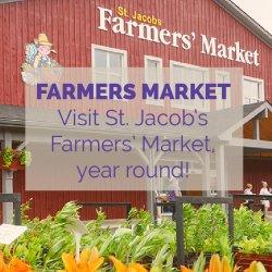 St. Jacobs Farmers Market Activity Idea