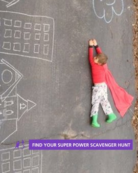 Find Your Super Power