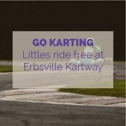 Erbsville Kartway Go Kart Activity Idea