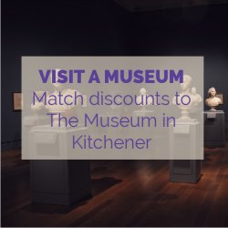 The Museum Kitchener Activity Idea