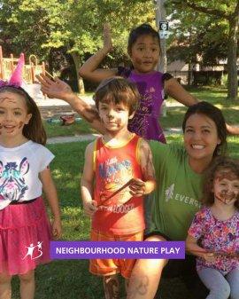 Neighbourhood Nature Play
