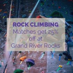 Grand River Rocks Activity Idea