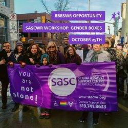 SASCWR Gender Boxes Workshop Opportunity