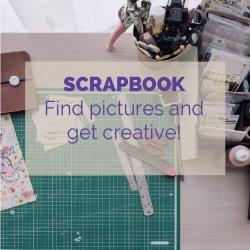 Scrapbook Activity Idea
