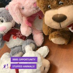 Stuffed Animal Giveaway