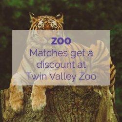 Twin Valley Zoo Activity Idea