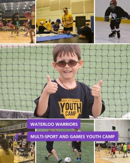 Waterloo Warriors MultiSport and Games Youth Camp