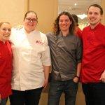 Chef Dan McCowan @ Chefs' Gourmet Dinner