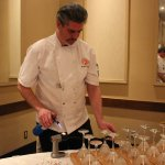Chef Matt Foote @ Chefs' Gourmet Dinner