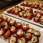 Appetizers @ Chefs Gourmet Dinner