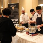 Chef Mark Meinzinger @ Chefs' Gourmet Dinner