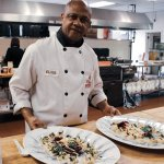 Chef Elvis Ellison @ Chefs' Gourmet Dinner