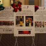Live Auction Items @ Chefs' Gourmet Dinner