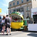 Grab-a-Lemonade @ King StrEATery Food Truck Festival 2018