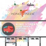 Kono Pizza - King StrEATery Food Truck Festival