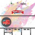 Mega Cone Creamery - King StrEATery Food Truck Festival