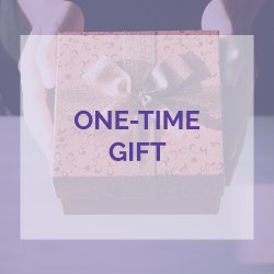 One-Time Gift