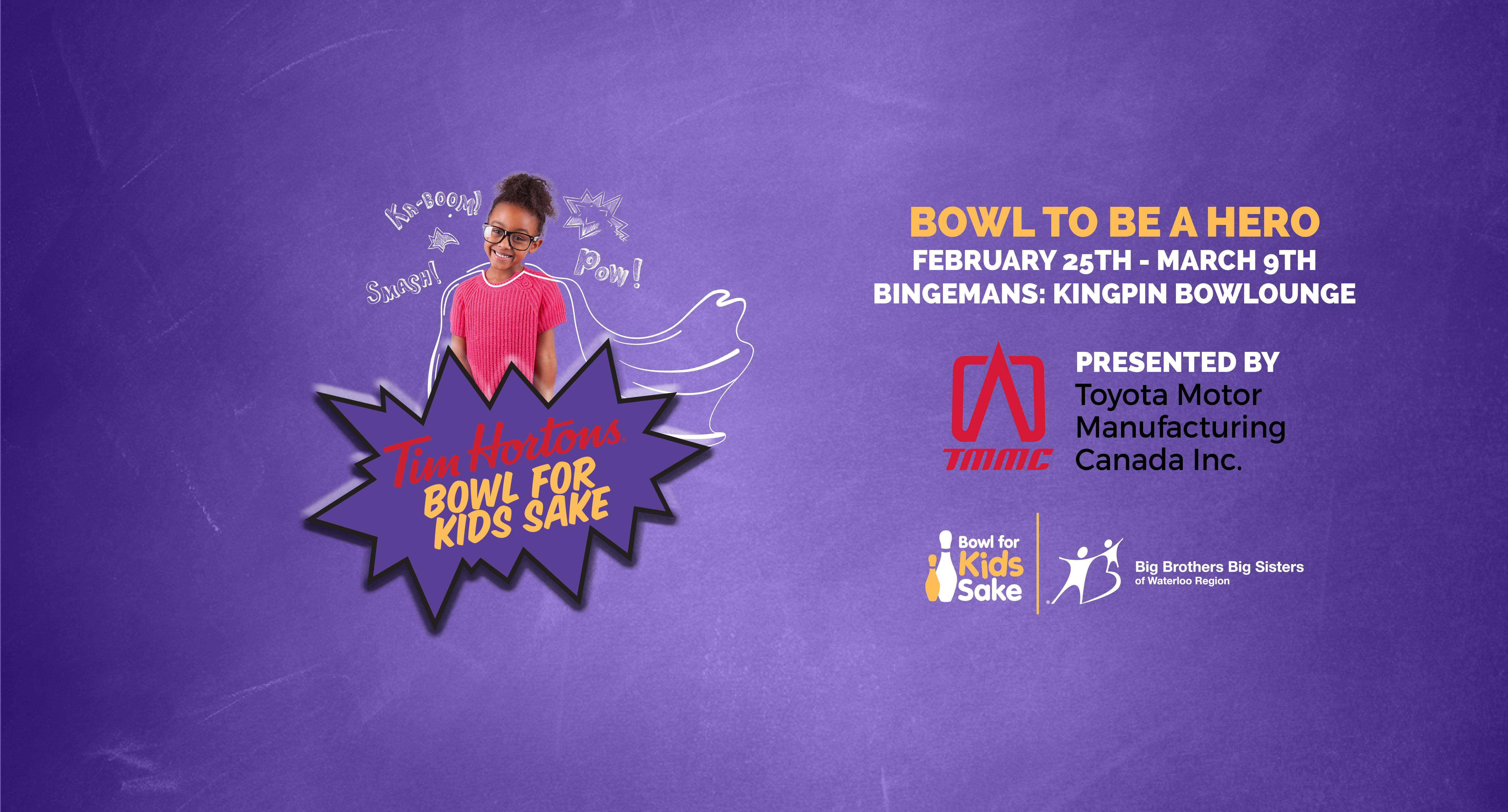 Web Banner - Bowl for Kids Sake 2019